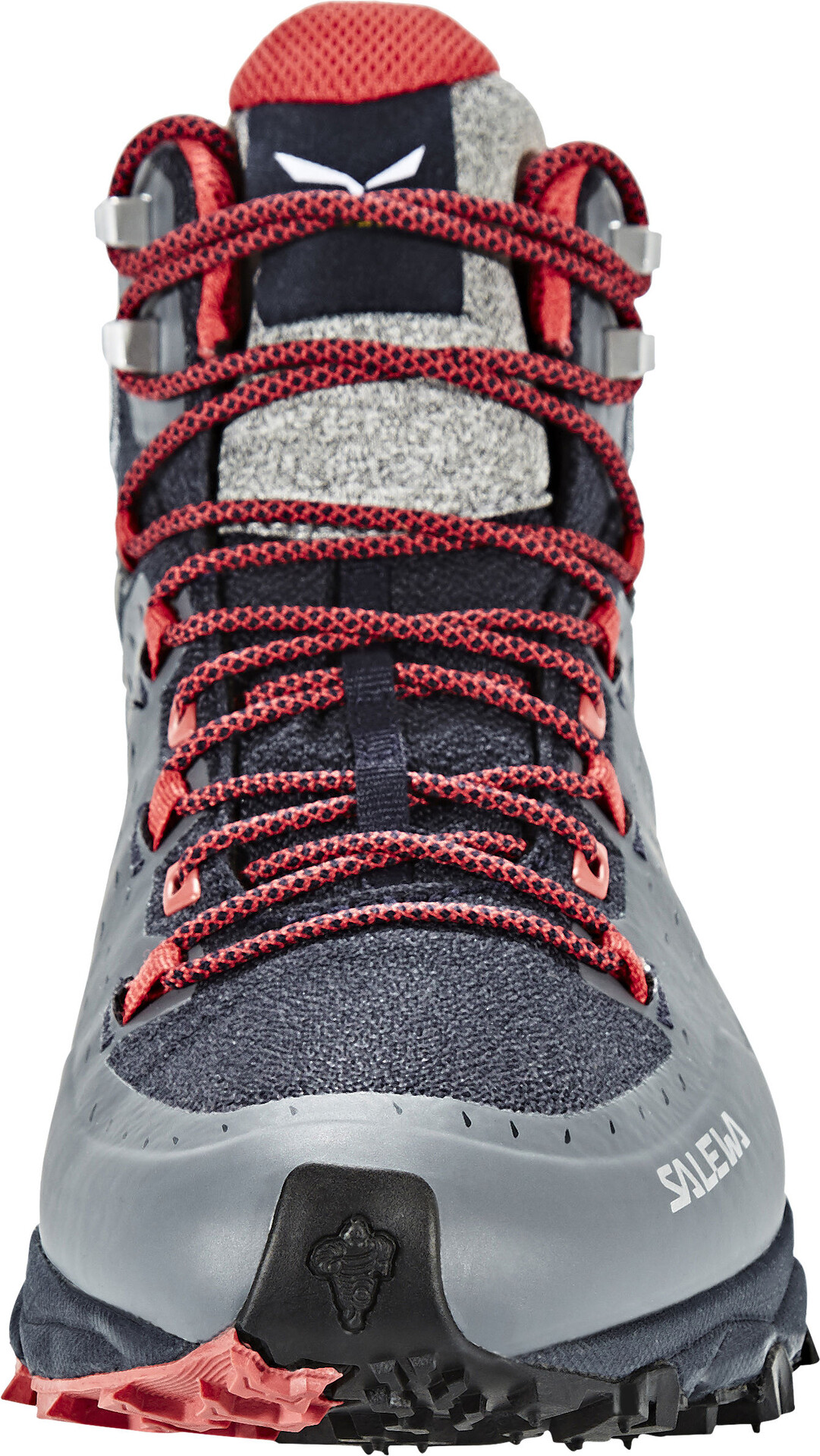 SALEWA Alpenrose Ultra Mid GTX Shoes Damen night blackmineral red